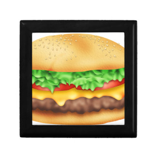 Hamburger with the lot! gift box