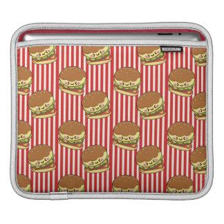 Hamburgers iPad Sleeve