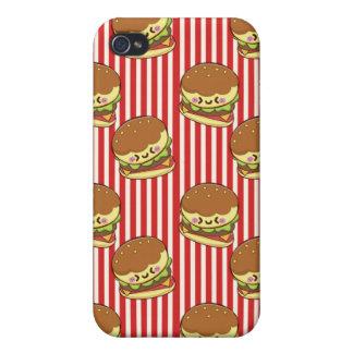 Hamburgers iPhone 4 Cover