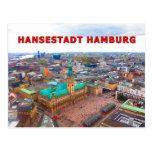Hamburgo 01H Tarjeta Postal