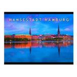 Hamburgo 02D Tarjetas Postales