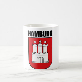 Hamburgo (Hansestadt) Taza