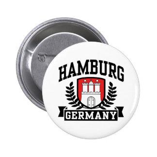 Hamburgo Pin Redondo 5 Cm