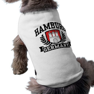 Hamburgo Ropa De Mascota