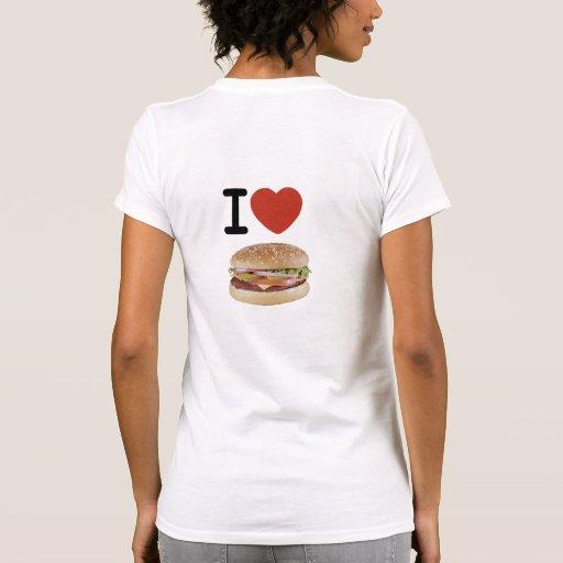 Hamburguesa Camiseta