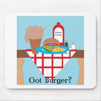¿Hamburguesa conseguida? Tapete De Raton