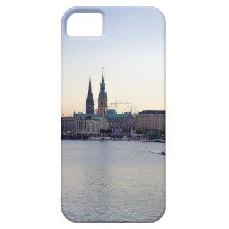 Hamburguesa Deutschland de Hafen del puerto de iPhone 5 Cobertura