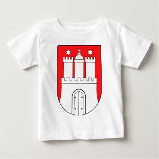 Hamburguesa escudo de armas playeras