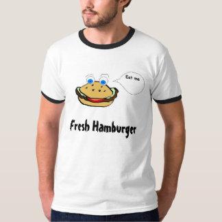 Hamburguesa fresca poleras