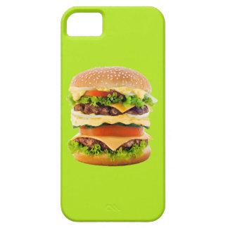 Hamburguesa iPhone 5 Cárcasas