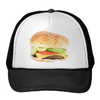 Hamburguesa grande gorras