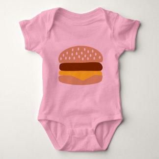Hamburguesa Mameluco De Bebé
