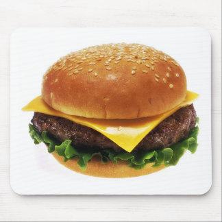 hamburguesa mouse pads
