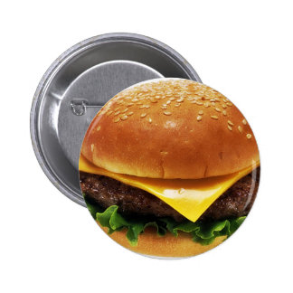 hamburguesa pin redondo 5 cm