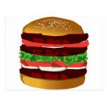 hamburguesa postal