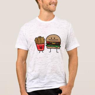 Hamburguesa y fritadas playera