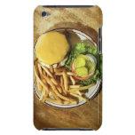 Hamburguesa y patatas fritas Case-Mate iPod touch cobertura