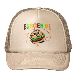 Hamburguesa yo gorra