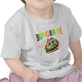 Hamburguesa yo camiseta