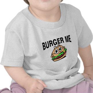 Hamburguesa yo camisetas