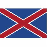 Hamburguesas, bandera de Suráfrica Escultura Fotografica