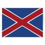 Hamburguesas, bandera de Suráfrica Tarjetas