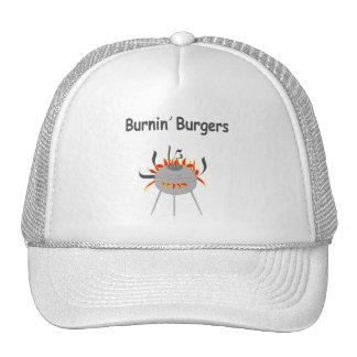 Hamburguesas de Burnin Gorros