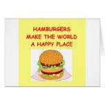 hamburguesas felicitaciones