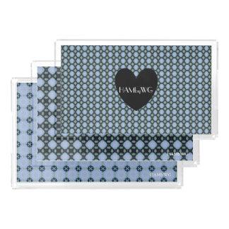 HAMbWG - 3 AcrylicTrays - Ultra Peri (3; s, m, l) Acrylic Tray