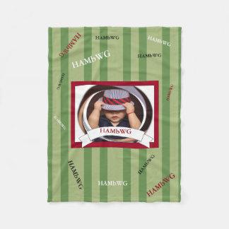 HAMbWG - Fleece Blanket HambWG Bambino