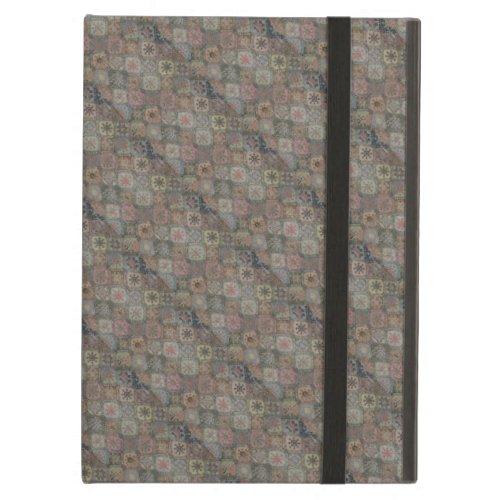 HAMbWG iPad or Air Case – Soft Vintage Tile iPad Air Cases