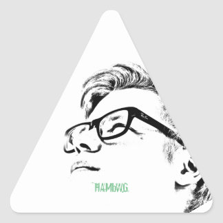 HAMbWG - Sticker - Hipster