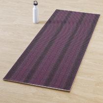 HAMbWG - Yoga Mat - Amethyst/White