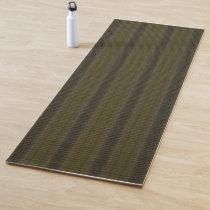 HAMbWG - Yoga Mat - Olive/White