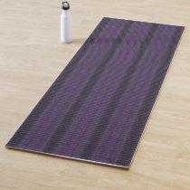 HAMbWG - Yoga Mat - Purple/White