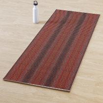 HAMbWG - Yoga Mat - Red/White
