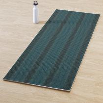 HAMbWG - Yoga Mat - Teal/White