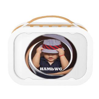 HAMbWG -  yubo Lunch Box - HAMbWG Bambino