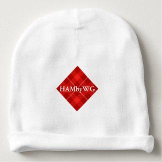 HAMbyWG - Baby Beanie - Red Plaid