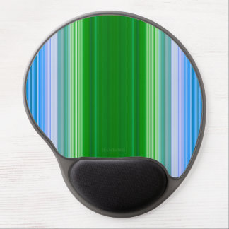 HAMbyWG - Gel Mouse Pad - Bleue & Green Gradient
