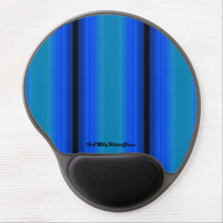 HAMbyWG - Gel Mouse Pad - Bright Blue Green