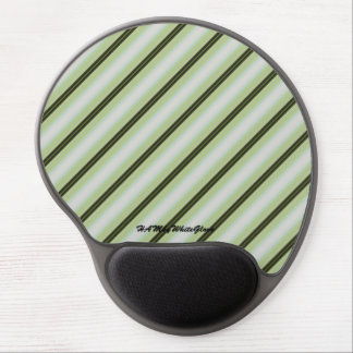 HAMbyWG - Gel Mouse Pad - Green & Black Gradient