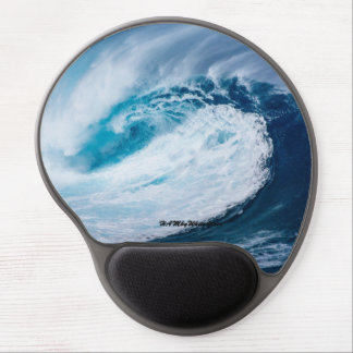 HAMbyWG - Gel Mouse Pad - Wave
