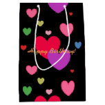 HAMbyWG - Gift Bag - Colorful Simple Hearts