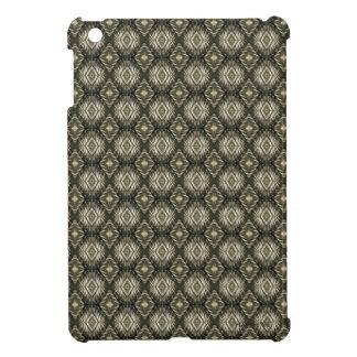 HAMbyWG iPad Mini Glossy Hard Case - Silver Image iPad Mini Case