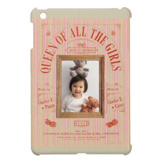 HAMbyWG iPad Mini Hard Case - Queen of All iPad Mini Covers