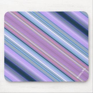 HAMbyWG - Mouse Pad - Deco Diagonal Stripe