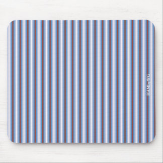 HAMbyWG - Mouse Pad - Red White & Blue