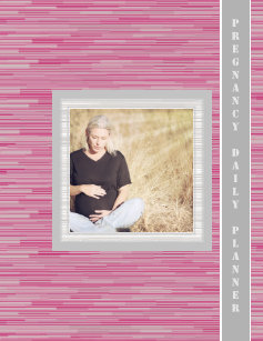 HAMbyWG - Photo Daily Planner -  Pregnancy