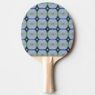 HAMbyWG - PingPong Paddle - Red Rubber Back